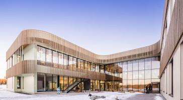 Torvbråten skole får hederspris for byggeskikk