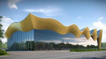 Beeindruckende Architektur und effizienter Bauprozess: Das Zentrum für Rhythmische Sportgymnastik Irina Viner-Usmanova in Moskau
