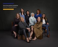 Visa lancia la prima gara globale per celebrare le donne imprenditrici