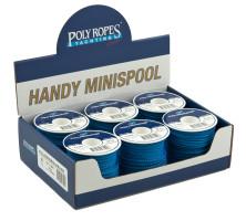 Bild med länk till högupplöst bild Polyestersilkelinor - Blå förpackning