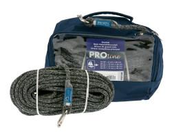 Bild med länk till högupplöst bild PolyRopes PROline - grå/svart i väska