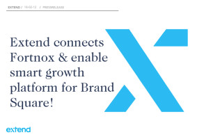 Extend enables smart growth platform for Brand Square