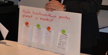 Yritysturvallisuuden asiantuntijat kokoontuivat: Turvallisuuskulttuuri - mistä se muodostuu?