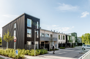 Tornhøj/Kildeparken i Aalborg vinder Byplanprisen 2019