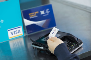 Visa Payment wearable_Sticker