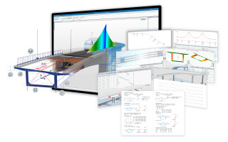ALLPLAN presents update of its fully integrated 4D BIM solution for bridges