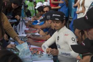 Visa Formula E - Nelson Piquet Jr