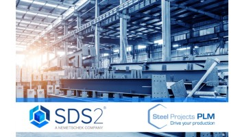 Partner Spotlight: Optimize Your Shop in Real Time with SDS2 and Steel Projects
