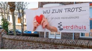 Social organization Verdihuis chooses Axxerion Go from Spacewell