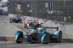 Formula E race - November 2015, Putrajaya, Malaysia