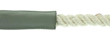 Bild med länk till högupplöst bild PolyRopes PROTECT slitskydd, silvergrå