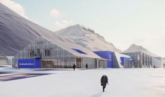 Svalbardbutikken, verdens nordligste varehus 78º nord.