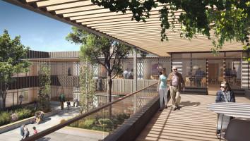 Fællesskabets Hus i Ry sætter nye standarder for demensvenligt byggeri