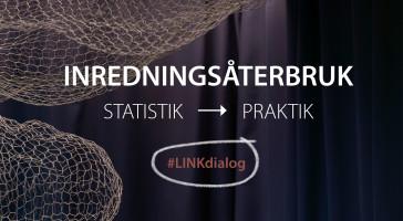 Pressinbjudan:  Inredningsåterbruk – från statistik till praktik