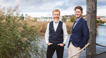 Hållbarhetsduo leder LINK Arkitekturs utökade  hållbarhetssatsning