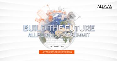 Build the Future: ALLPLAN kündigt Global Summit 2021 an