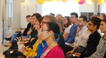 De vann Re:invent & Re:make hackathon i Stockholm