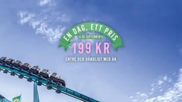 Bonusdag på Grönan - öppnar en extra dag med specialpris
