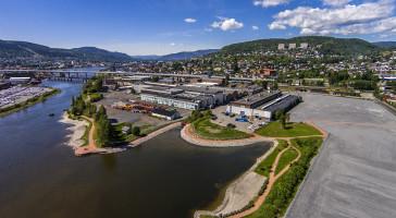 LINK arkitektur vinder Vestre Viken sykehus i dansk-norsk projektgruppe