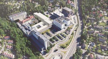 Utvikling av spesialisert kreftsenter i Oslo.