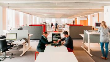 LINK arkitektur är en av finalisterna i Green Tenant Award 2014