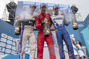 Formula E winners - November 2015, Putrajaya, Malaysia