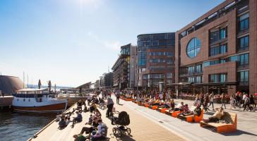LINK arkitektur ska skapa ett tryggare Sverige