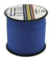 Bild med länk till högupplöst bild Poly-Light-8 blå, 2 mm x 50 m, spole