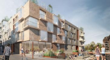 LINK arkitektur vinner markanvisningstävling i Helsingborg