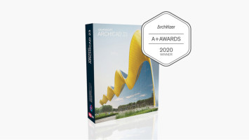 GRAPHISOFT's Archicad 23 is 2020 Architizer A+Awards Popular Choice Winner