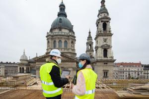 Digitalisierung ermöglicht Bau eines neuen Radisson Hotels trotz Pandemie-Einschränkungen