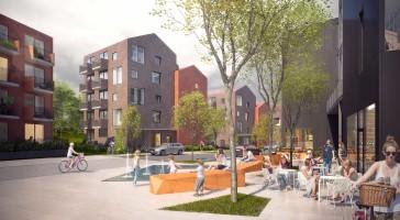 LINK arkitektur vinner markanvisning i Åkersberga