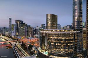 Queen's Wharf in Australien entsteht mit  Nemetschek Group Software