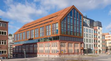 LINK Arkitekturs Stockholmskontor får ny adress