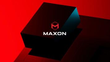Maxon stellt neue Corporate Identity vor