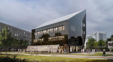 Verdens mest bæredygtige byggeri skabes i Trondheim