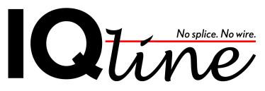Bild med länk till högupplöst bild Logo IQ-line