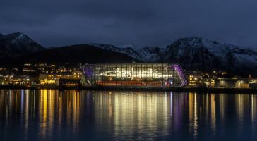 Nu åbner det helt nye 'Hurtigruten Museum'