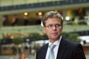 Peder Tuborgh, administrerende direktør, Arla Foods a.m.b.a.