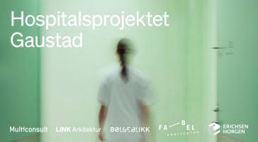 LINK skal tegne det nye Rigshospital i Oslo