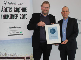 If kåret som Årets grønne indkøber af Miljømærkning Danmark