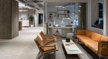 98 procent återbruk när LINK Arkitektur byter kontor i Stockholm