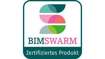 Bimplus erhält Zertifikat von Forschungsprojekt BIMSWARM