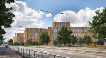 LINK arkitektur fortsätter att expandera inom vård och hälsa