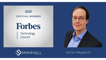 Spacewell accepted into Forbes Technology Council