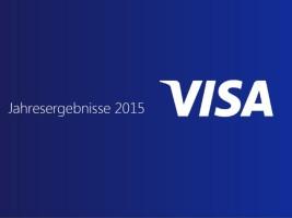 Visa Karten etablieren sich weiter als tägliches Zahlungsmittel