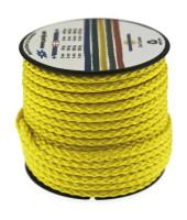 Bild med länk till högupplöst bild Poly-Light-8 gul, 4 mm x 12 m, spole