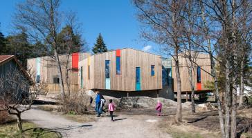 Nyåpning for Steinerskolen i Fredrikstad fredag 15. april