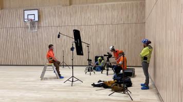 Nye Torvbråten skole blir BBC-dokumentar