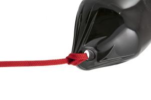 Bild med länk till högupplöst bild PolyRopes Fenderlina DL röd med fender